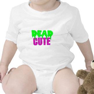 Dead Cute Zombie Design Bodysuit