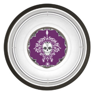 Dead Damask - Chic Sugar Skull Bowl