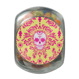 Dead Damask - Chic Sugar Skull Candy Tin