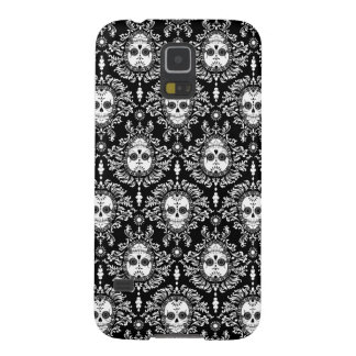Dead Damask - Chic Sugar Skulls Galaxy S5 Case