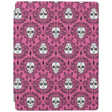 creativetaylor Dead Damask - Chic Sugar Skulls iPad Smart Cover