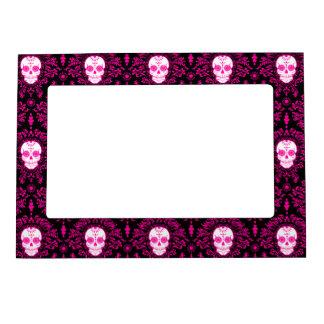 Dead Damask - Chic Sugar Skulls Magnetic Frame