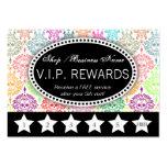 Dead Damask - Loyalty Rewards Card