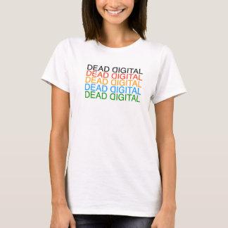 Dead Digital Multicolor Logo Tee