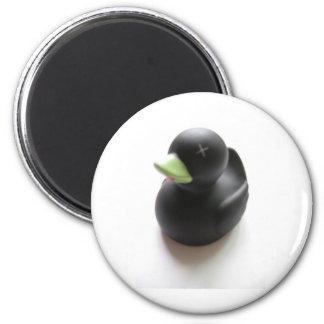 Dead Duck 2 Inch Round Magnet