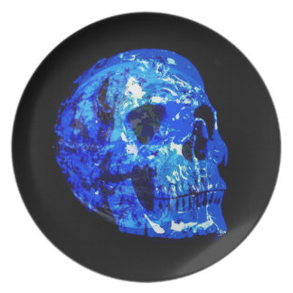Dead Earth decorative plate