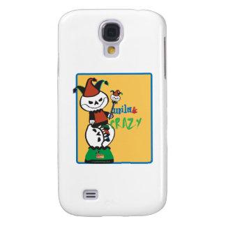 Dead Ed Jester's Wild & Crazy Samsung Galaxy S4 Covers