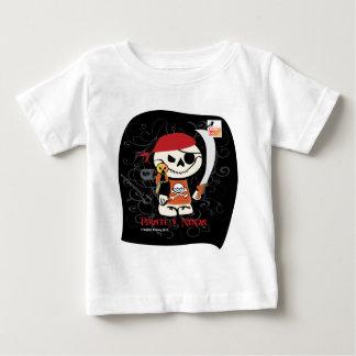 Dead Ed-Ninja v Pirate For Toddlers Tee Shirt