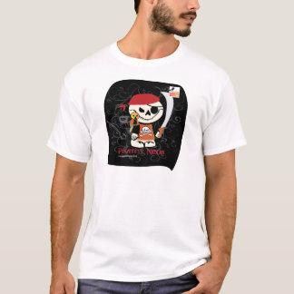 Dead Ed-Ninja v Pirate T-shirt