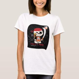 Dead Ed-Ninja v Pirate Women's T-Shirts