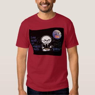 Dead Ed Vampire Donation Dark T-shirts