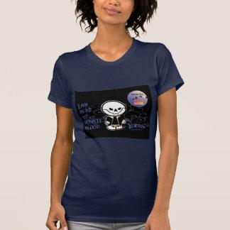 Dead Ed Vampire Donation Dark Women's T-shirts