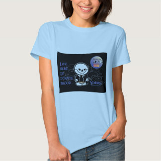 Dead Ed Vampire Donation Women's T-Shirt