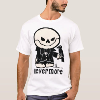 Dead Ed's Nevermore Sustainable T-shirts