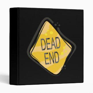 Dead End Binder