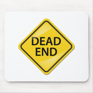 Dead End Mouse Pad