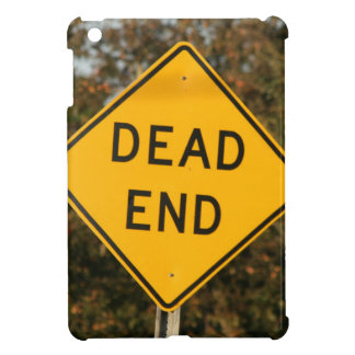 Dead End Street Sign iPad Mini Cases