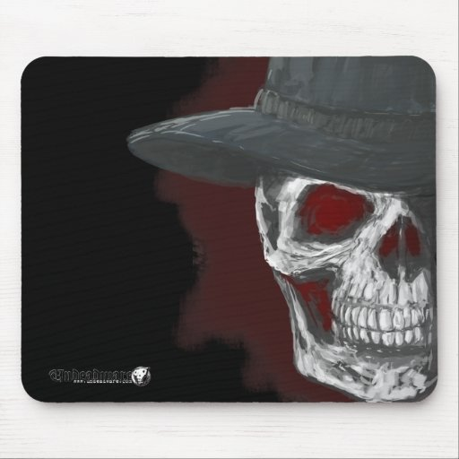 Dead Eye Mouse Pad