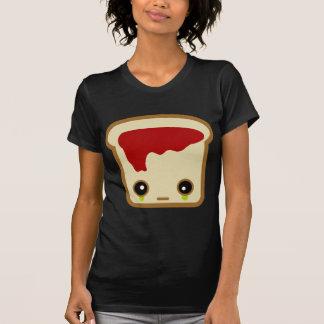 dead face toast life t shirt