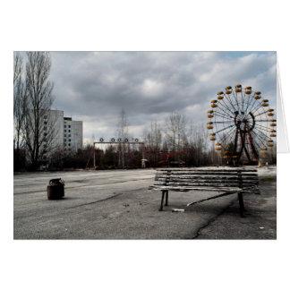 Dead Ferris Wheel Card