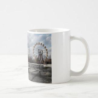 Dead Ferris Wheel Coffee Mug