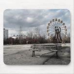 Dead Ferris Wheel Mouse Pad