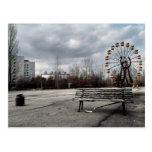 Dead Ferris Wheel Post Cards