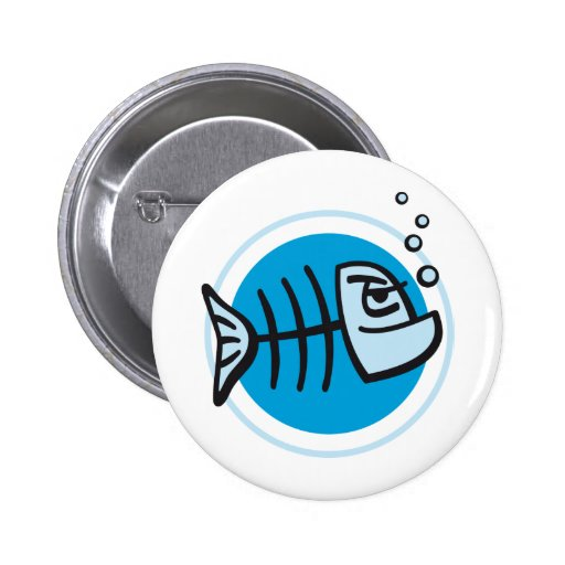 Dead fish buttons