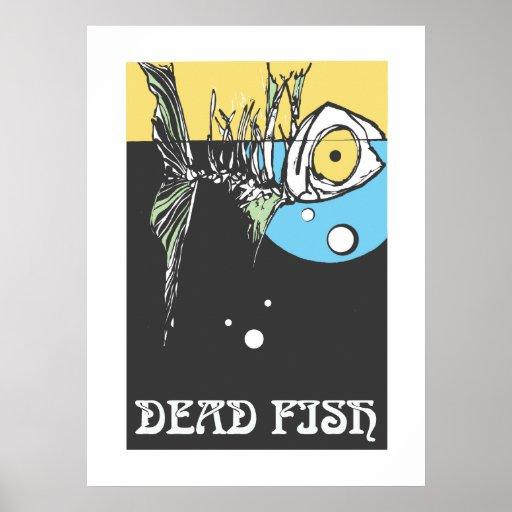 Dead Fish Poster