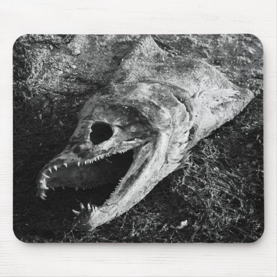 Dead Fish - Stinky, rotten Fishhead Mouse Pad