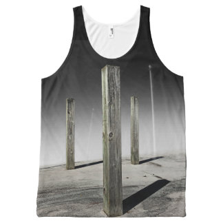 dead forest All-Over print tank top