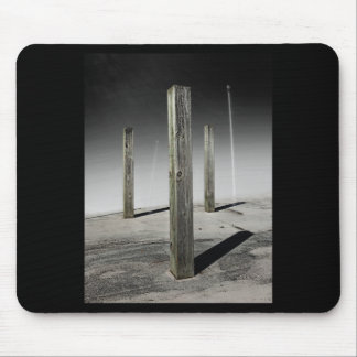 dead forest mouse pad