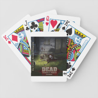 Dead Fortunes & Failures Bicycle Playing Cards