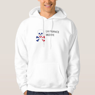 Dead France - presidential Election Hoodie