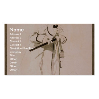 Dead Game Sports Vintage Theater Business Card Templates