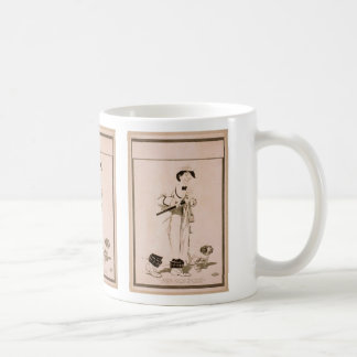 Dead Game Sports Vintage Theater Coffee Mugs
