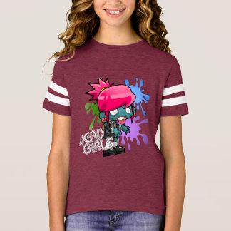 Dead Girls Football Shirt