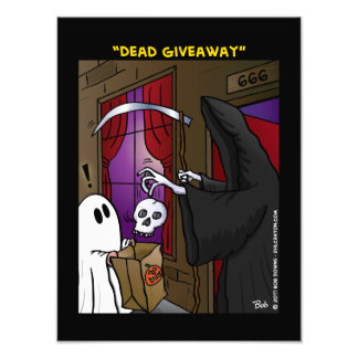 """""""Dead Giveaway"""" Photo"""