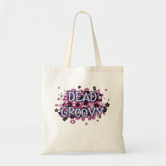 Dead Groovy (floral) Bags