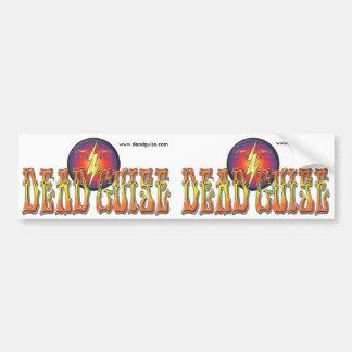 Dead Guise duo bumper stickers