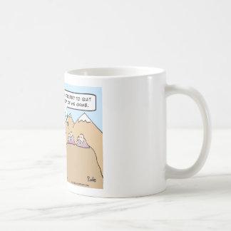 dead guru quit top of his game coffee mug
