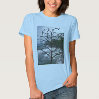 Dead Hawaiian Tree Tshirt