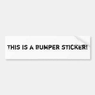 Dead Head Bumper sticker