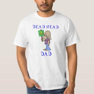 """DEAD HEAD DAD""  T-SHIRT!! T SHIRT"