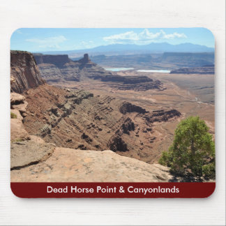 Dead Horse Point & Canyonlands National Park Mouse Pad