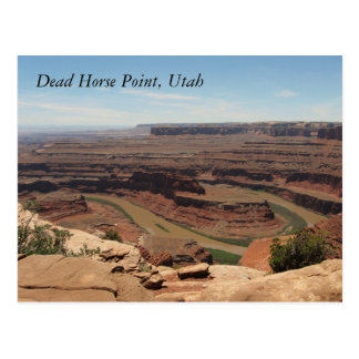 Dead Horse Point Postcard