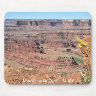 Dead Horse Point State Park Mouse Pad