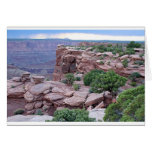 Dead Horse Point State Park, Utah, USA 2 Greeting Card