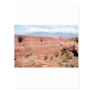 Dead Horse Point State Park, Utah, USA 5 Postcard