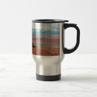 Dead Horse Point State Park, Utah, USA 6 Travel Mug